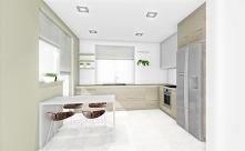 Projekt kuchni Czajka Design