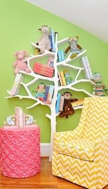 Półka ala drzewo