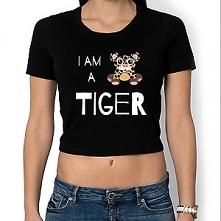 Koszulka dla Tygrysicy ;)