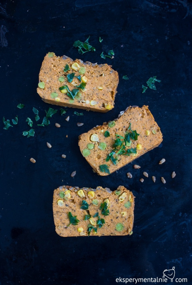 Pasztet jaglany z warzywami / Vegetable Pate Recipe - Pasztet z kaszy jaglanej - bezglutenowy i lekko pomidorowy - pasztet idealny na wielkanoc