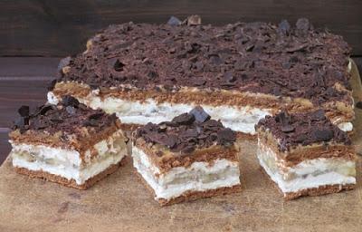 Ciasto bez pieczenia w 10 minut