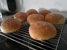 bułki do hamburgerów II Skł...