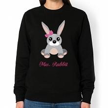 Bluza z króliczkiem