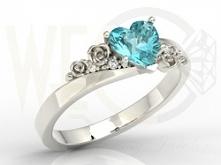 piękny pierścionek