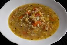 Zupa z kapusty włoskiej z b...