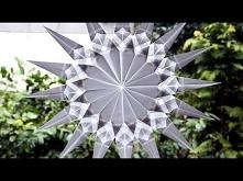 Schöne Stern Fenster Deko s...