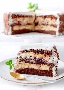 TORT BANOFFEE Z KREMEM KAJM...