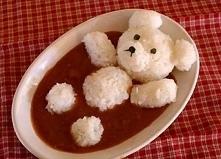 Ryżowy misio w pomidorowej ...