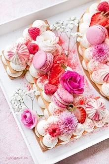 NUMBER CAKE - TORCIK Z KRUC...
