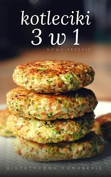 Kurczak + kasza + brokuły. Idealne do lunchboxa!