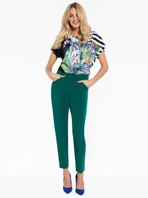 Marzą Ci się nowe, damskie spodnie materiałowe? Sprawdź koniecznie naszą kolekcję w Eye for Fashion! Klasyczne, eleganckie, piękne formy, które pasują na wiele okazji. Kolory idealne na wiosnę!