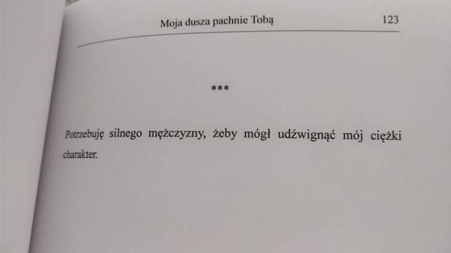 Aleksandra Steć Moja Dusza Pachnie Tobą Na Quotation