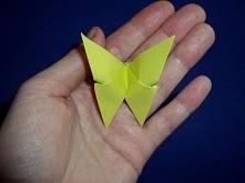 Jak zrobić Motyla Origami /...
