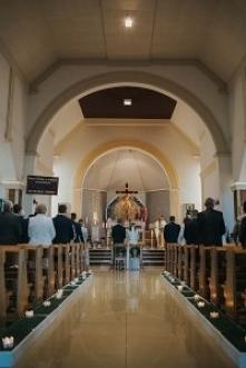 rustykalna dekoracja kościoła . . . amozewkolorze.pl