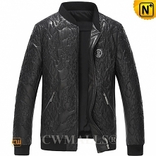 CWMALLS® Arlington Leather Motorcycle Jacket CW808036[Patented Product, Globa...