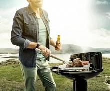 Grill węglowy Loewy Barbecook - świetny grill z systemem szybkiego rozpalania...