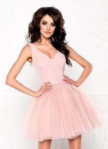 Kliknij w zdjęcie by przejść do produktu. sukienkowo.com FANNY - Rozkloszowan...