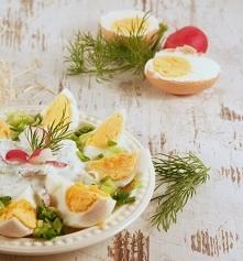 Wielkanocne jajka na wiosen...