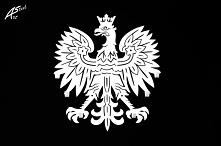 Godło - Orzeł - wieszak na ...
