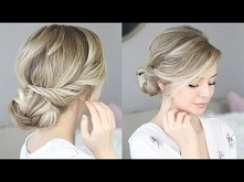 HOW TO: BRAIDED UP DO