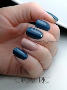 Udany manicure kombinowany pod same skórki gwarantują nasze lakiery hybrydowe...