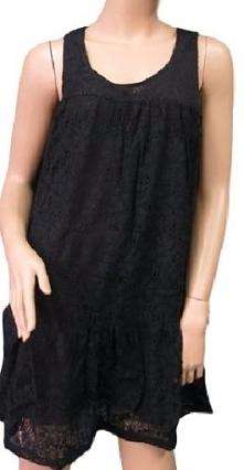 Ciekawa czarna sukienka koronkowa  . Wyjątkowa :).Kliknij w zdjęcie aby zobaczyć produkt