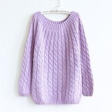 Ciepły i przytulny sweter o...