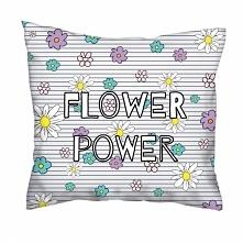 Poduszka FLOWER-POWER