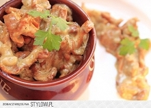 Nieziemski sos kurkowy   Najlepiej podawać z mięsem lub rybą. Propozycja Codo...