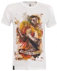 T-shirt gentelMęski GLORIA