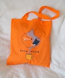 torba dla moli książkowych! fantastyczna <3