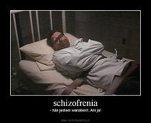 Schizofrenia - strach