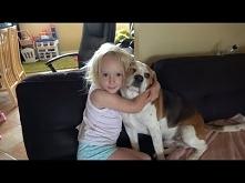 Dzieciństwo z psami to najpiękniejsze chwile
