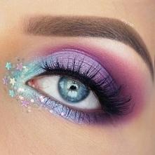Niesamowity makijaż <3