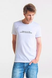 SIMPLICITY Męski T-shirt