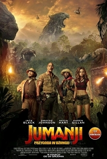 Jumanji: Przygoda w dżungli (2017)