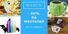 Promocja trwa do 23.03   Kup ulubione produkty o 20 procent taniej!