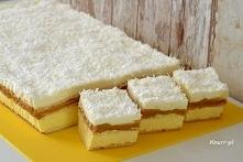 Toffi - znakomite ciasto bez pieczenia Zrobisz błyskawicznie!
