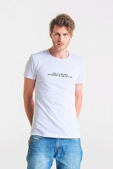 LIFE BALANCE Męski T-shirt