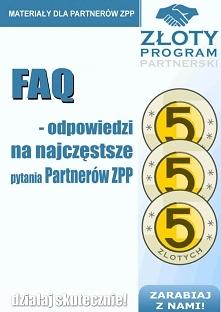 """FAQ / ZloteMysli.pl  Darmowy ebook """"FAQ"""" - poznaj odpowiedzi na naj..."""