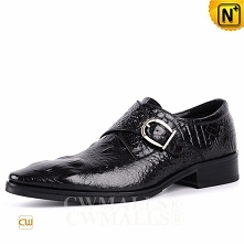 CWMALLS® Dallas Embossed Dress Shoes CW707501[Personalized Gifts]
