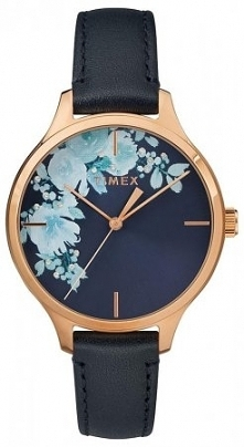 Zegarek Timex Crystal Bloom, doskonały na wiosnę 2018!