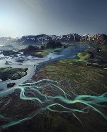 Rzeki Islandii
