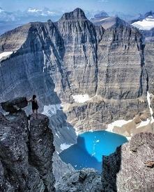 Park Narodowy Glacier w USA.