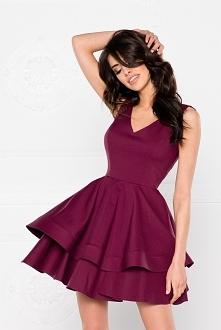 SARA rozkloszowana sukienka...