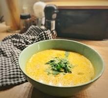 zupa tajska z przepisu  Fit...