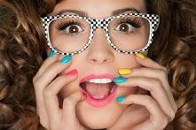 Makijaż pod okulary - jak g...