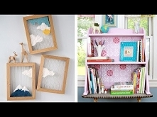 DIY ROOM DECOR 2018 - 20 Easy DIY Crafts Made With Recycled Materials - 5 Minutes Crafts Life Hacks
