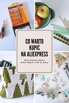 Co warto kupić na Aliexpress?  Realne zdjęcia i linki do aukcji Moje sprawdzo...