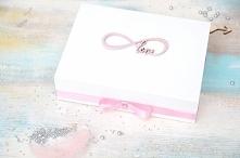 Wyjątkowe pudełko na ślubne...